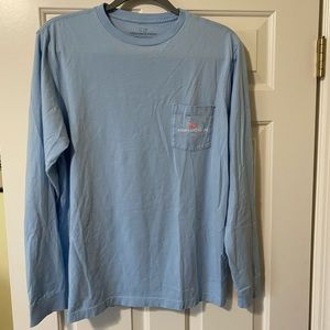 Vineyard vines designer long sleeve Ohio shirt S